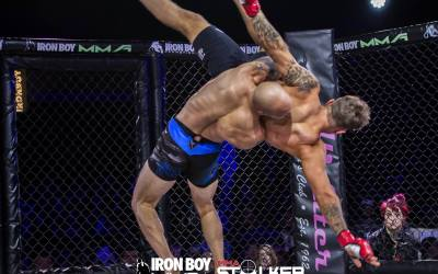 Iron Boy MMA 13 Fight Results and Photos