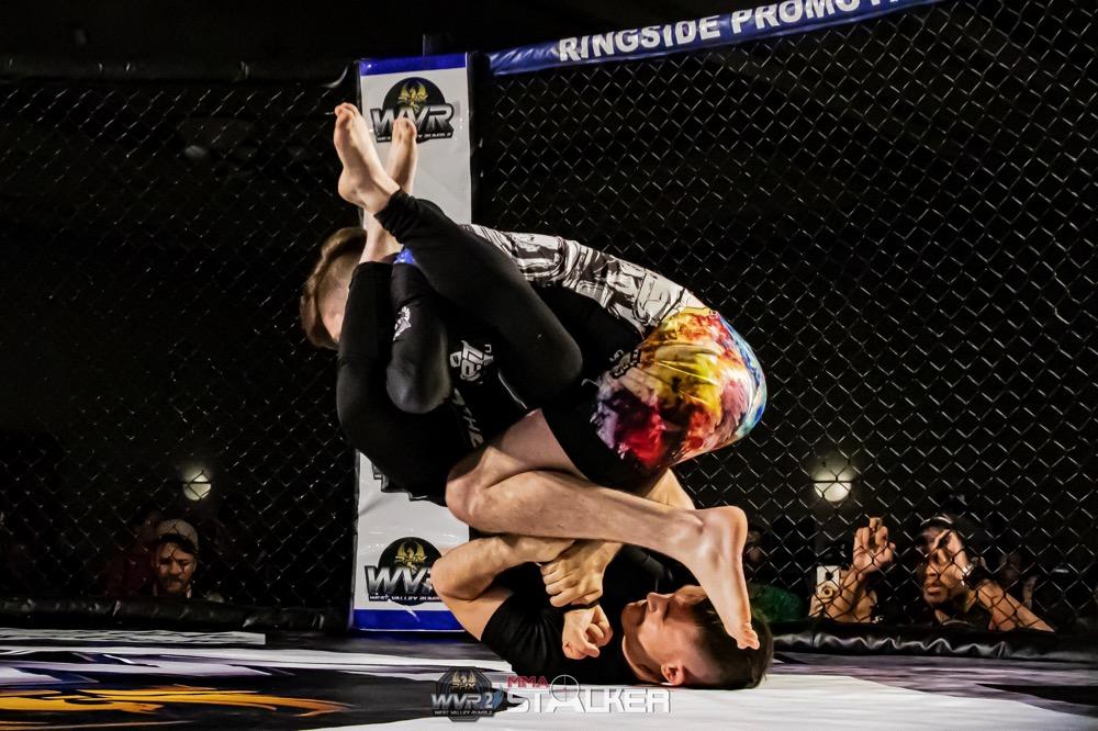 9-WVR 2 - Jiu-Jitsu 150 lbs - Seth Wheeler vs Colter Kyllo