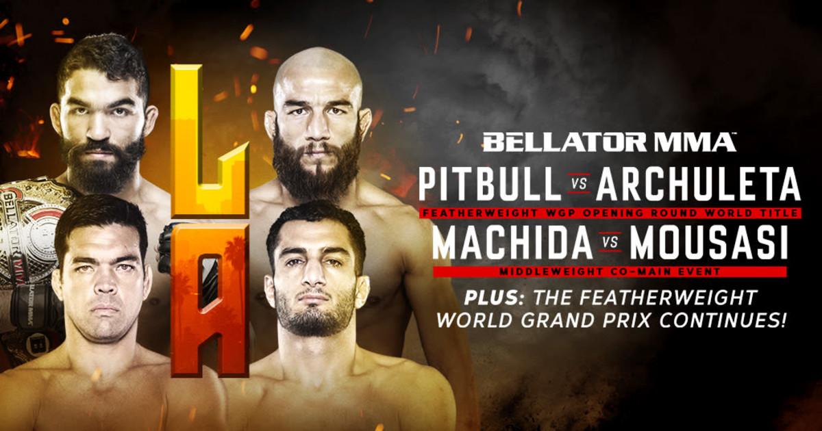 Image result for Bellator 228: Pitbull vs. Archuleta
