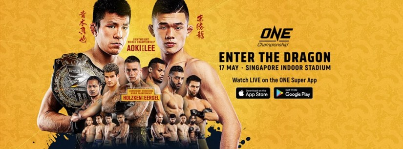 ONE Championship: Enter the Dragon