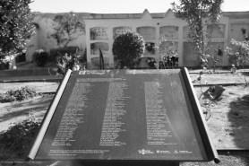 Combatents enterrats durant la guerra civil al cementiri de la Serra d'Almos