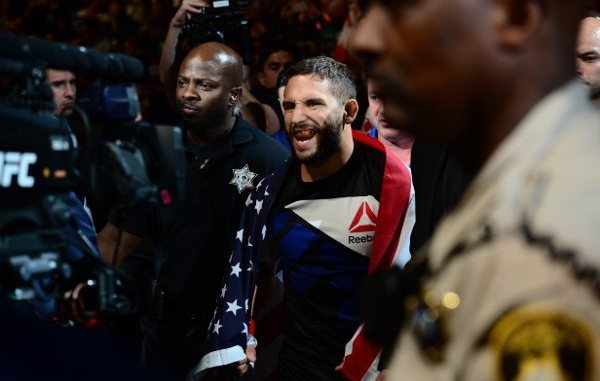 Chad Mendes retires