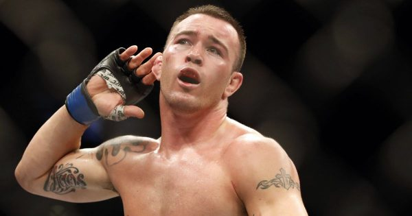 Colby Covington's act
