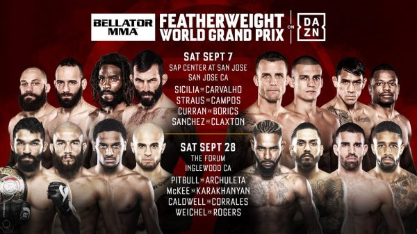 Bellator grand prix