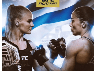 Valentina Shevchenko and Liz Carmouche
