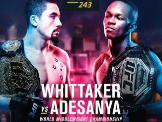 UFC 243