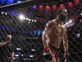 Jorge Masvidal title shot