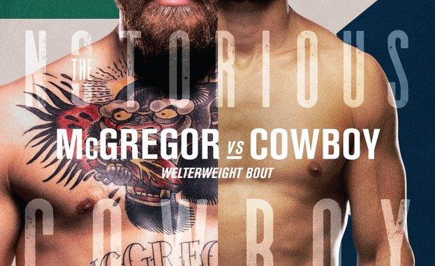 McGregor Cerrone