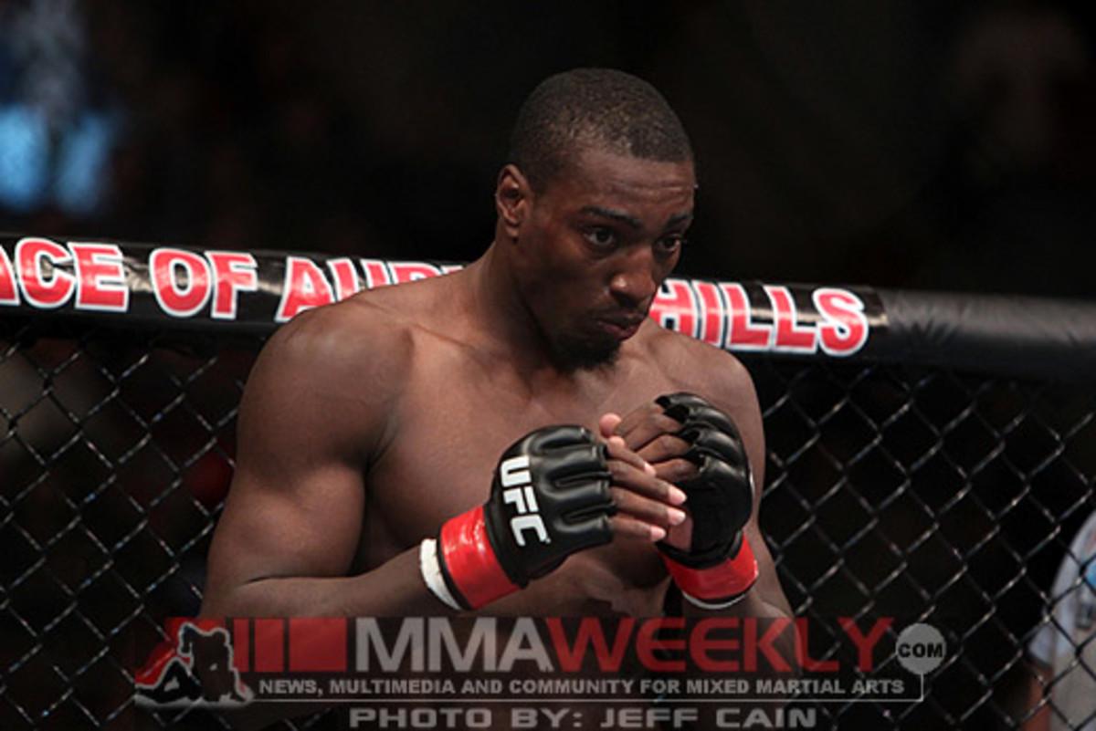 Phil Davis UFC 123