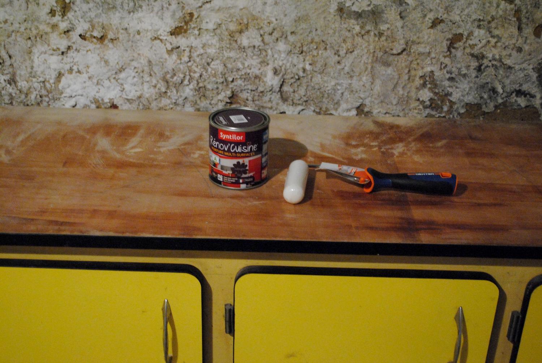 meuble formica cuisine