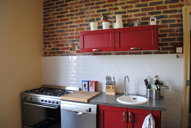 Renovation credence cuisine faire chanter les murs plan for Renover une credence de cuisine