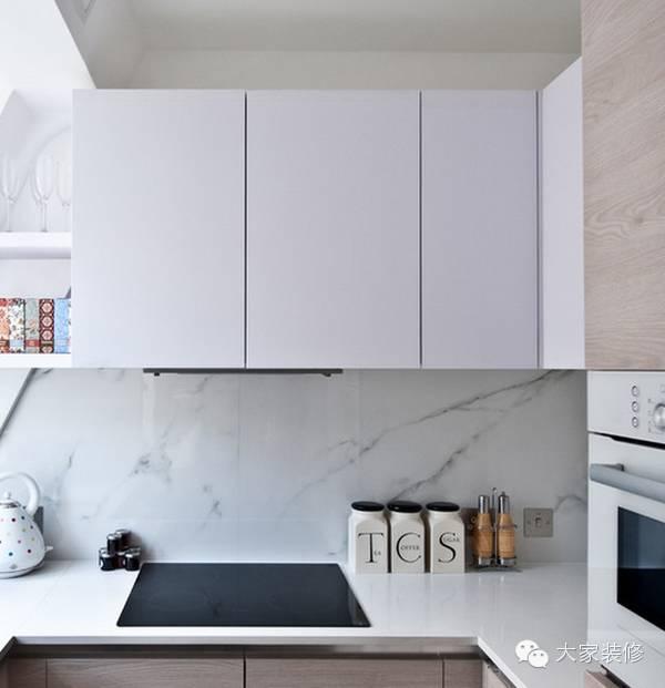 kitchen backsplash design floor tiles for 除了瓷砖外 厨房后挡板设计还可以选这些材料 微众圈 最常见的一种配置了吧 十家里有八家都是直接用瓷砖 加之这些年的技术进步 瓷砖变得更加生动 美观 更逼真的模拟各种天然材质