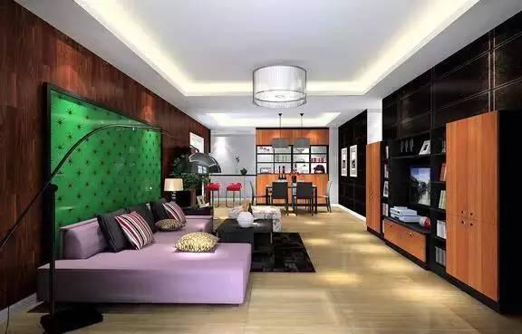 顏色搭配表,家具這樣搭配才好看!