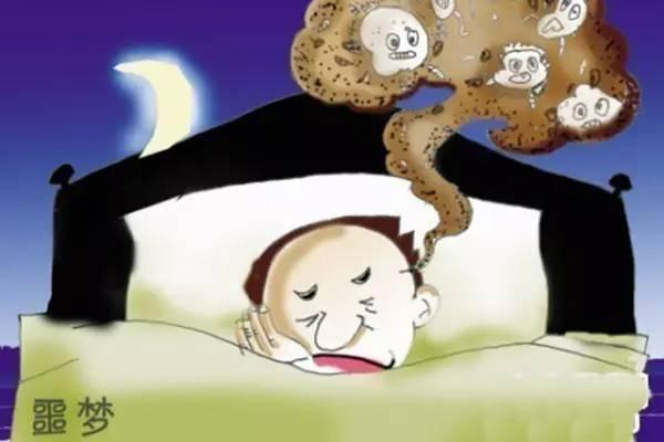 夜夜多夢。中醫幫你解!什麼樣的夢要當心。都是有說道的! – wechat中文網