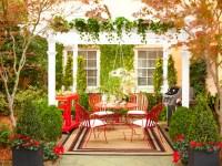 Houzz's most popular: 10 vintage outdoor decor ideas
