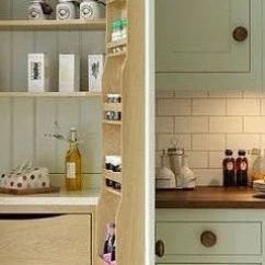 Compact Kitchens Cork Floor Kitchen 紧凑小厨房让你一筹莫展 不妨试试这样做规划 下厨再也不是挤得慌 下厨