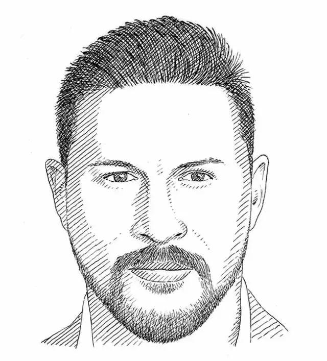 如何根據臉型來選擇適合自己的鬍鬚   wechat中文網- 時尚