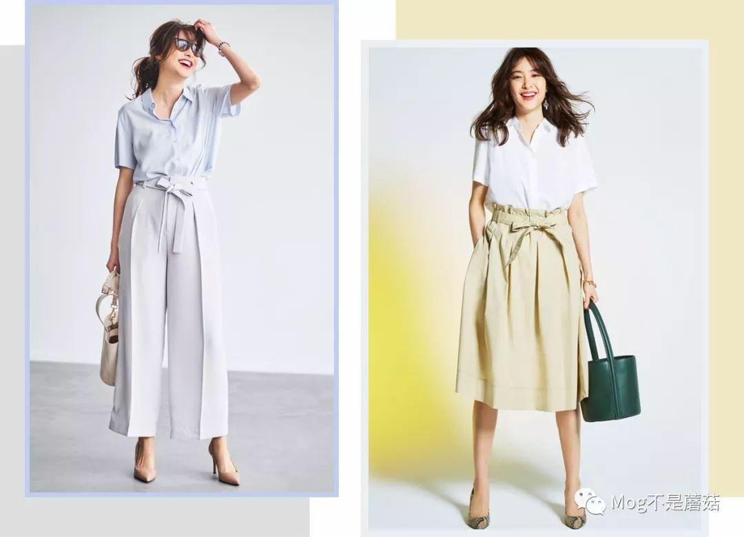 上班穿什麼?18套職業通勤服裝搭配LOOK來啦!   wechat中文網- 時尚