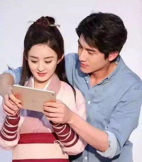 趙麗穎和林更新再度同框演新劇?但氣氛有點尷尬 | wechat中文網-娛樂