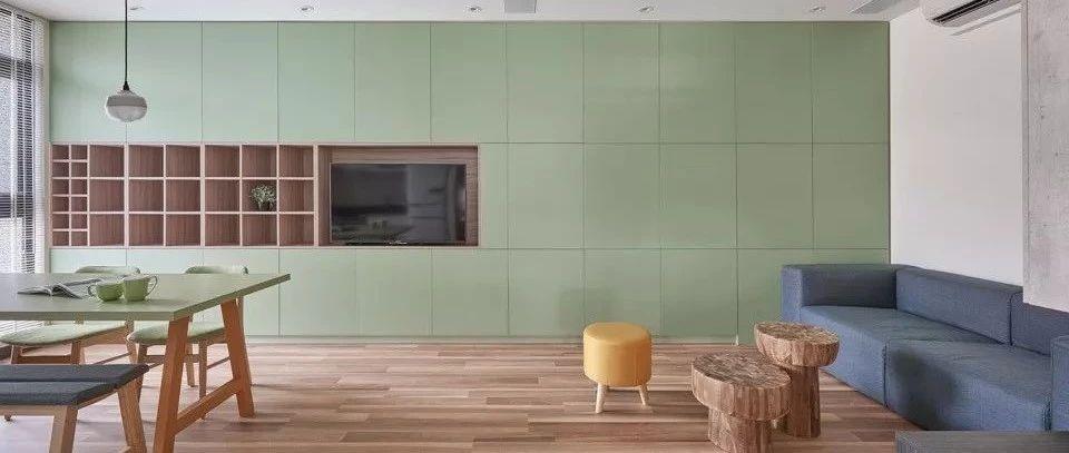 free standing kitchens kitchen remodeling los angeles 仅需39平米 独立餐厅 书房 开放式厨房 娱乐区都有了 微新推荐