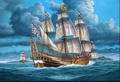 鄭和下西洋與哥倫布遠航的結果為何不同?_歷史故事 - 微文庫