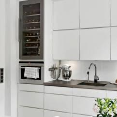 White Kitchen Backsplash Cabinet Fronts 一个漂亮橱柜 可以惊艳整个厨房 杭州手机搜狐焦点网 白色橱柜高贵纯洁 是任何人都无法抗拒的颜色 但是如果单用白色装点厨房会显得有些寡淡 喜欢性冷淡风的人可以忽略 无论是台面还是厨房操作台的后挡板 巧妙的用