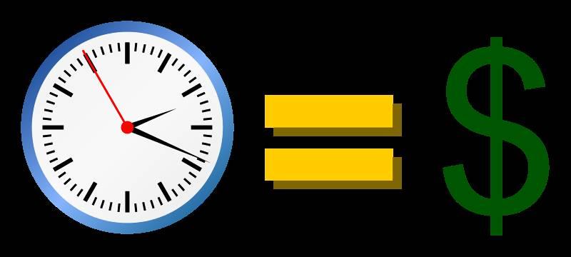 千金能買寸光陰——時間成本的計算公式_小孔成像 - 微文庫