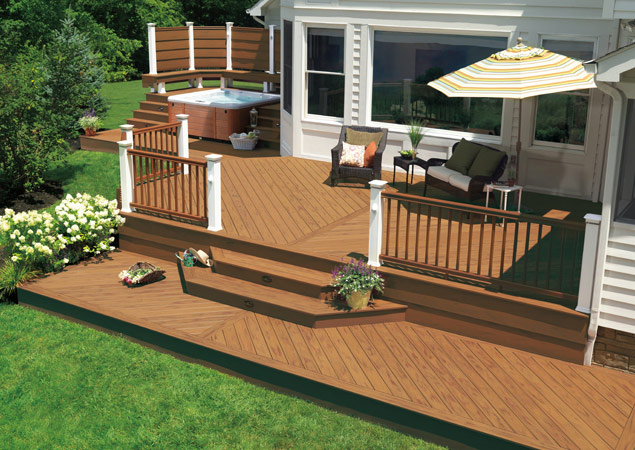 Decks And Railings New Jersey Contractors