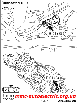 Code No. P0502: Vehicle Speed Sensor Low Input