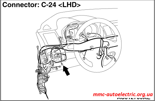 Code No. P0703: Malfunction of Stop Lamp Switch