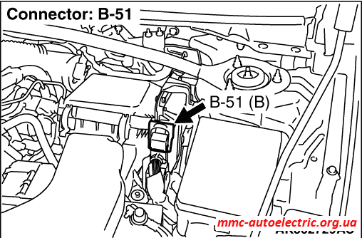 Code No. P0428: No. 2 Exhaust Gas Temperature Sensor