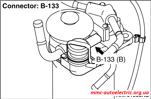Code No. P1276: Fuel Filter Exchange