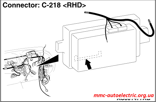 INSPECTION PROCEDURE 2: The rear wiper does not stop at
