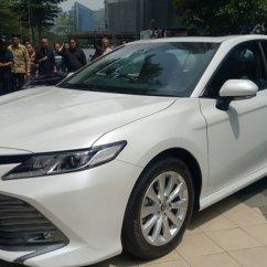 All New Camry Harga Oli Mesin Untuk Grand Avanza Toyota Diluncurkan Mulai Rp613 Juta Tirto Id
