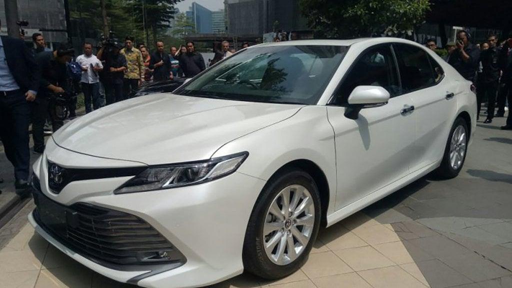 all new camry harga body kit grand veloz toyota diluncurkan mulai rp613 juta tirto id