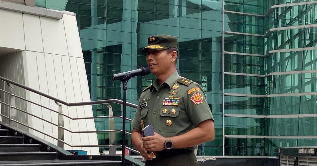 Senjata SAGL Tergolong Standar Militer  Belum Dipunyai