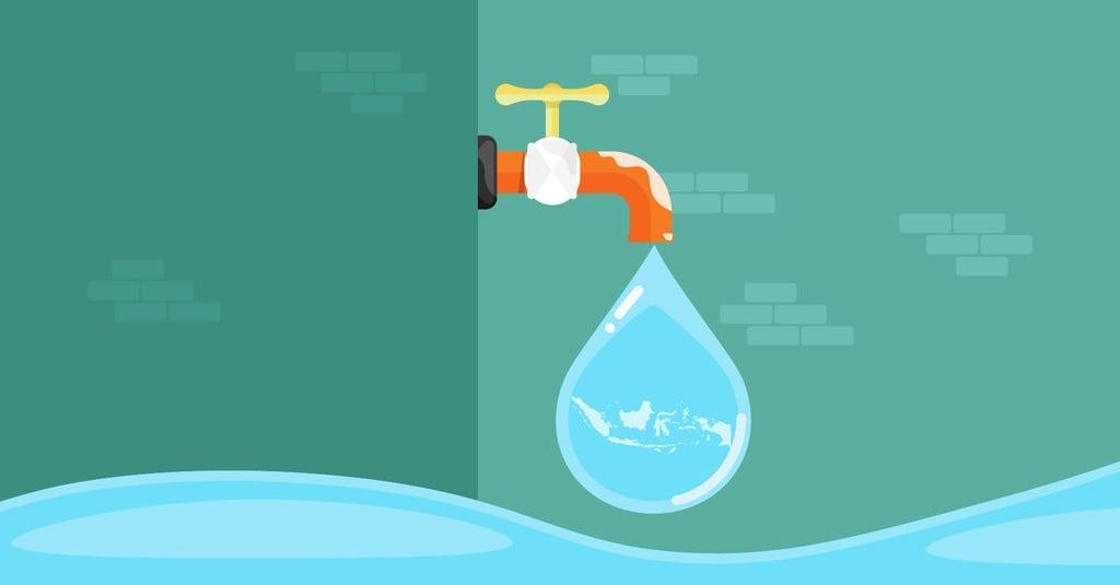 Bagaimana Mutu dan Akses Air Bersih di Indonesia  TirtoID