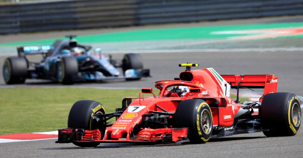 Jadwal F1 2018 Grand Prix Azerbaijan Minggu 29 April