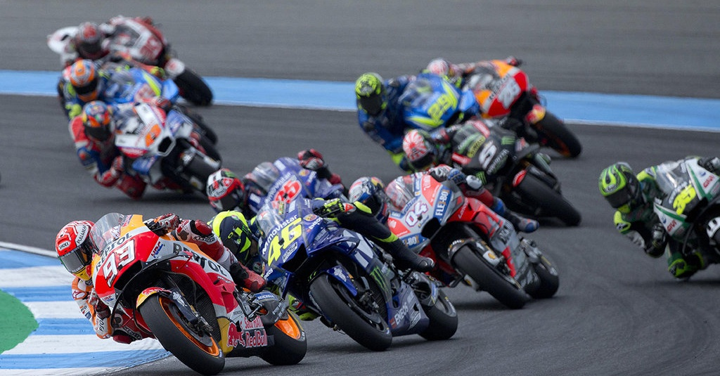 Jadwal MotoGP Argentina 2019 Latihan Bebas Kualifikasi