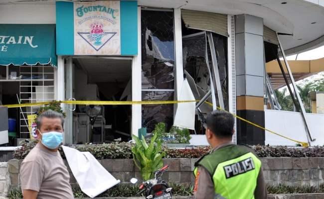 Polisi Tutup Sementara Ramayana Medan Usai Ledakan Pada