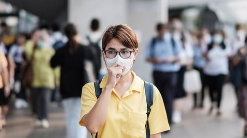 Cara Penggunaan Masker yang Benar & Mencegah Penularan Virus ...