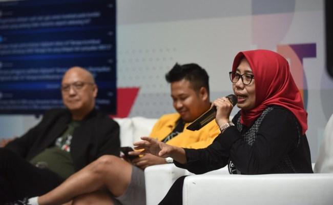 Talkshow Literasi Keuangan Di Do More Festival Tirto Id