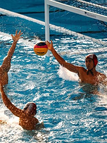 Olahraga Polo Air : olahraga, Putra, Indonesia, Takluk, Kazakhstan, Tirto.ID