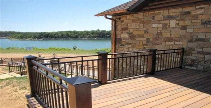 Benefits Of Aluminum Railings Mmc Fencing Railing | Aluminum Handrails For Outdoor Steps | Wrought Iron Railings | Baluster | Staircase | Freedom | Powder Coated Aluminum