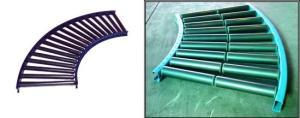 curve gravity conveyors