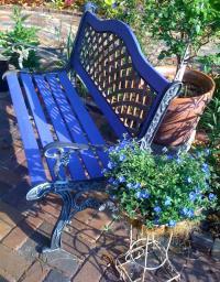 Garden BluesSorta.   Who's Your Granny?