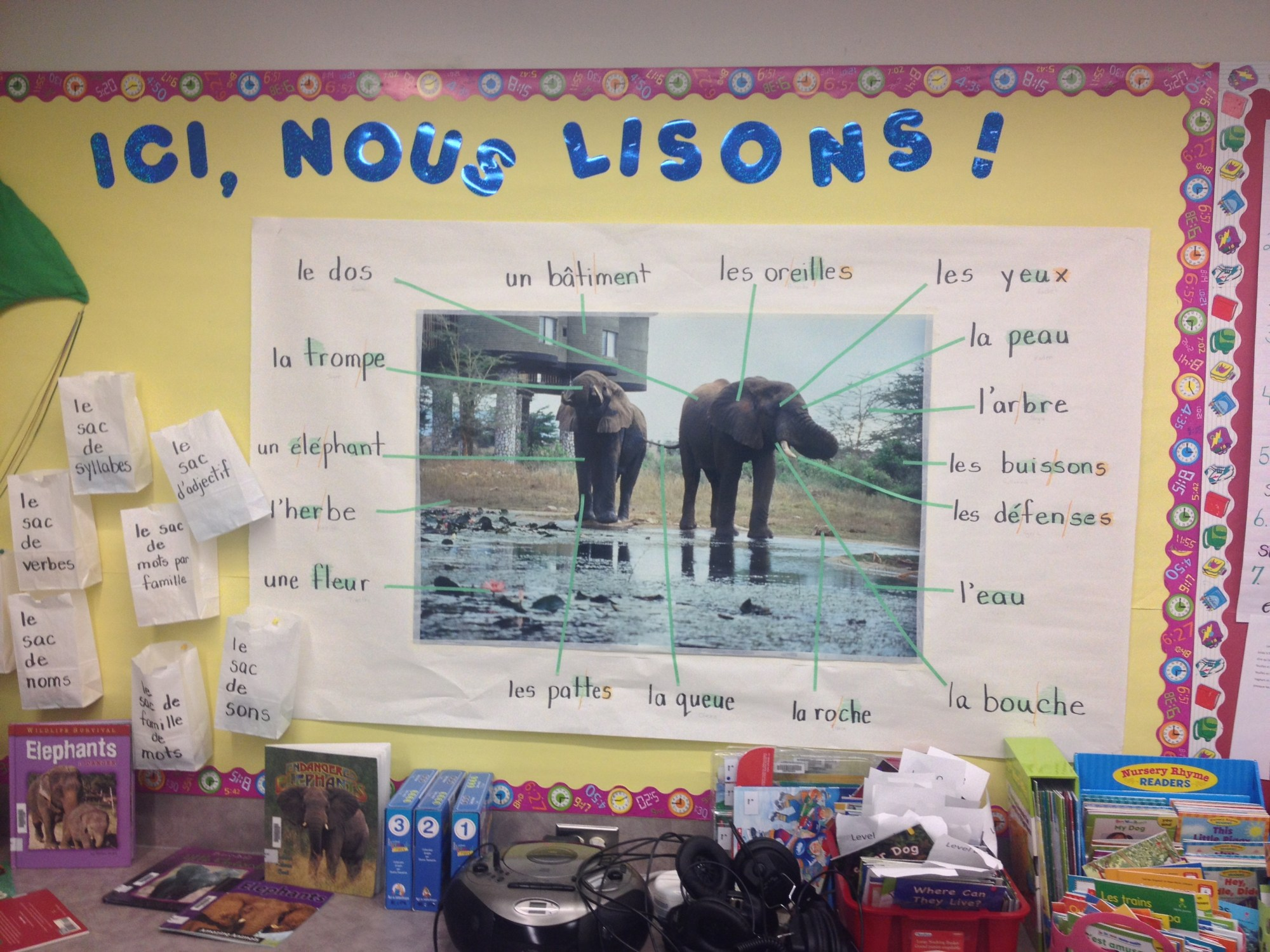 hight resolution of Language Inquiry in a Grade 2/3 split – Mme G.C. -Work in Progress