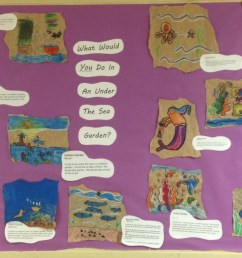 Octopus's Garden by Ringo Starr Grade 1/2 Creative Writing – Mme G.C. -Work  in Progress [ 765 x 1620 Pixel ]
