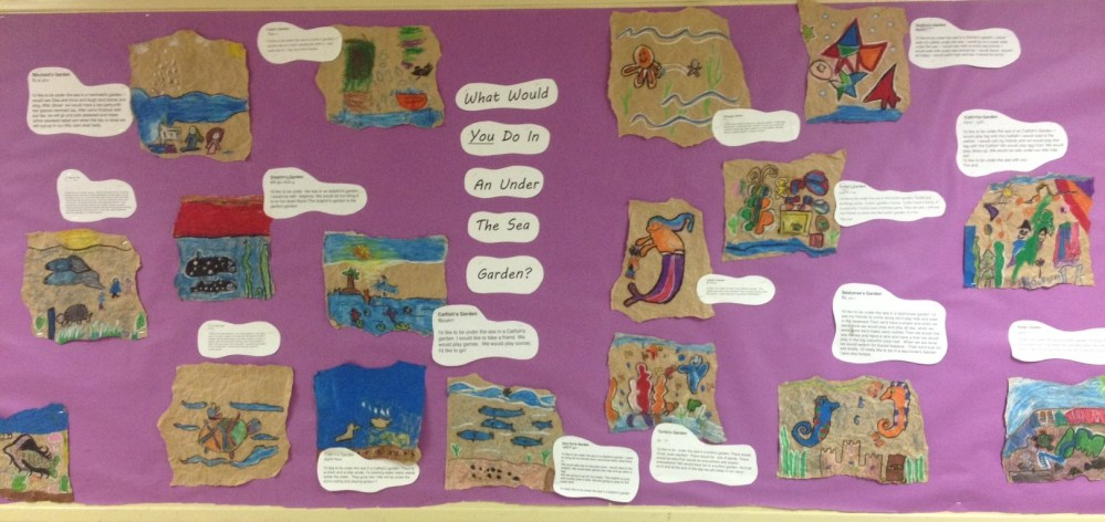 medium resolution of Octopus's Garden by Ringo Starr Grade 1/2 Creative Writing – Mme G.C. -Work  in Progress