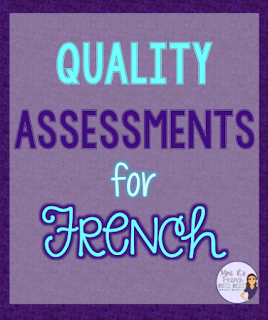 Want more progress?  Use quality assessments!